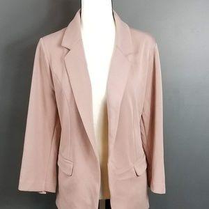 URBAN OUTFITTERS Millineal Pink Blazer Plus SZ  1X